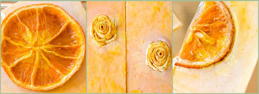 Jabón natural y artesano de cirtonella y naranja con manteca de karité de Cosmética Natural 100x100
