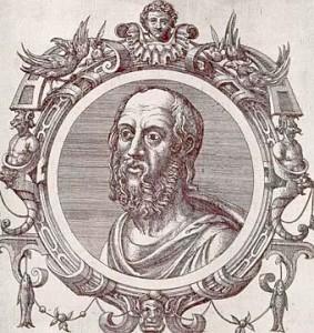 El romano Plinio
