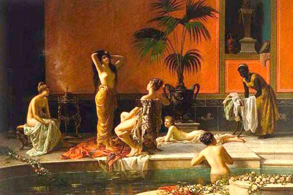 Baño Romano