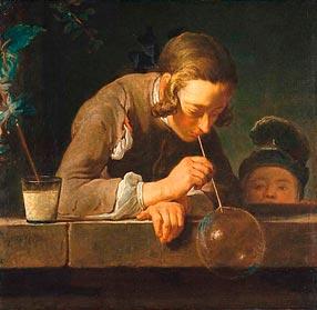Pintura de Chardin