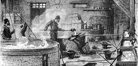 Breve Historia del Jabón Segunda Parte