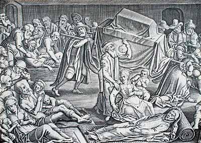 La peste en Europa